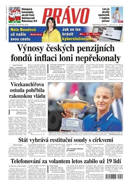 Právo - 20-05-2019 - Elektronické noviny
