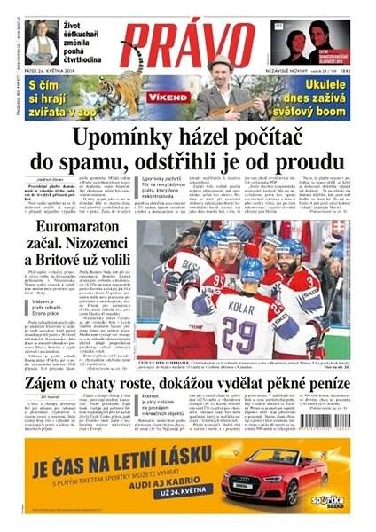 Právo - 24-05-2019 - Elektronické noviny