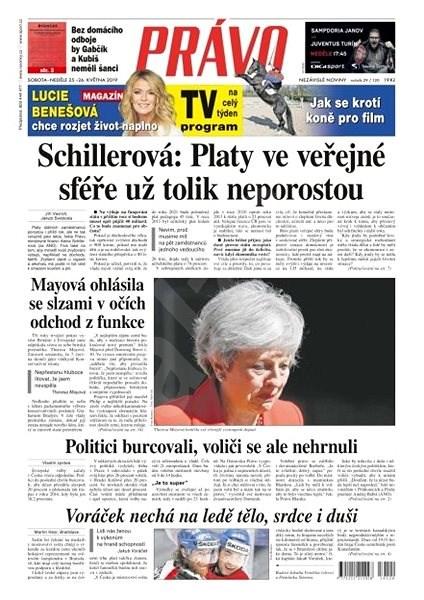Právo - 25-05-2019 - Elektronické noviny