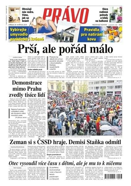 Právo - 29-05-2019 - Elektronické noviny