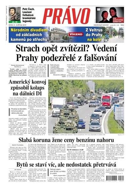 Právo - 31-05-2019 - Elektronické noviny