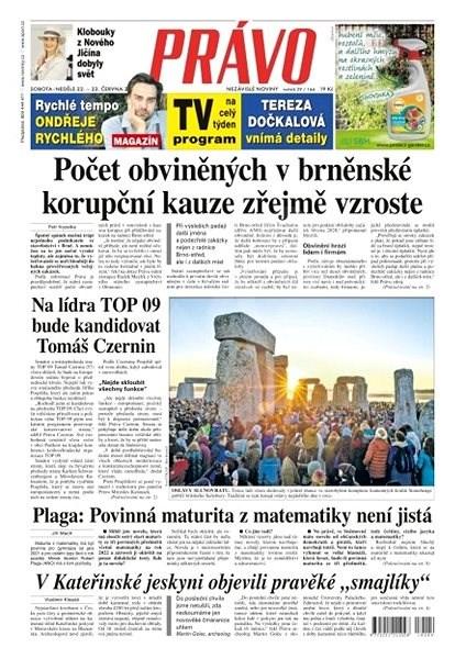 Právo - 22-06-2019 - Elektronické noviny