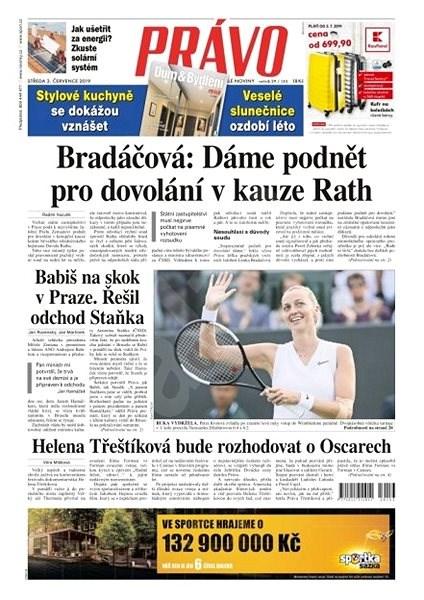 Právo - 03-07-2019 - Elektronické noviny