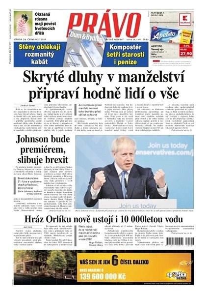 Právo - 24-07-2019 - Elektronické noviny