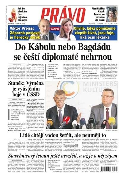 Právo - 01-08-2019 - Elektronické noviny