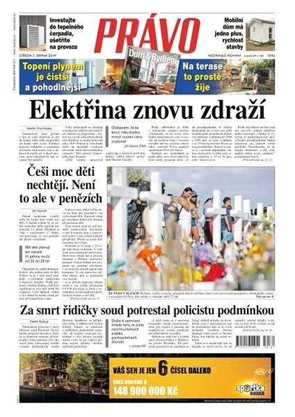 Právo - 07-08-2019 - Elektronické noviny