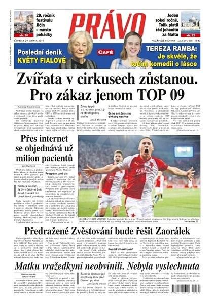 Právo - 29-08-2019 - Elektronické noviny