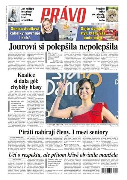 Právo - 11-09-2019 - Elektronické noviny