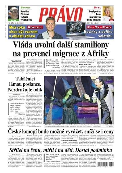 Právo - 16-09-2019 - Elektronické noviny