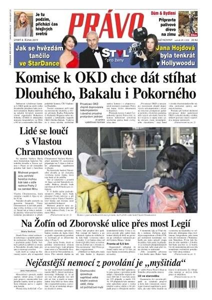 Právo - 08-10-2019 - Elektronické noviny