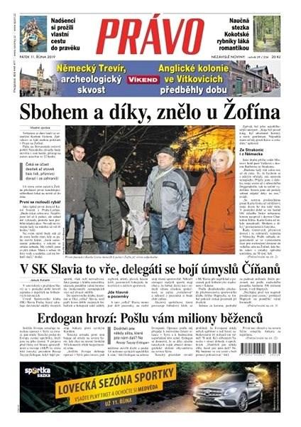 Právo - 11-10-2019 - Elektronické noviny