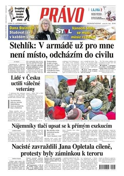 Právo - 12-11-2019 - Elektronické noviny