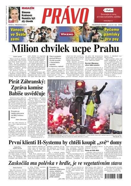 Právo - 06-12-2019 - Elektronické noviny