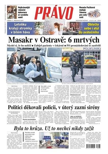 Právo - 11-12-2019 - Elektronické noviny