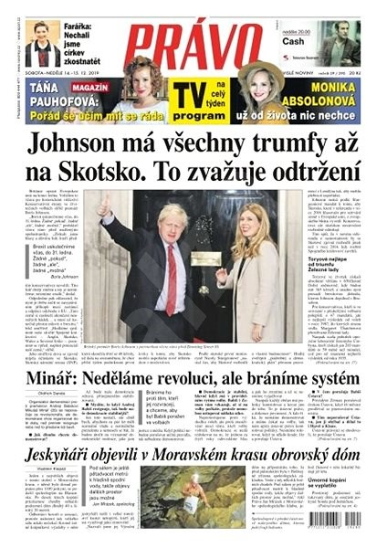 Právo - 14-12-2019 - Elektronické noviny
