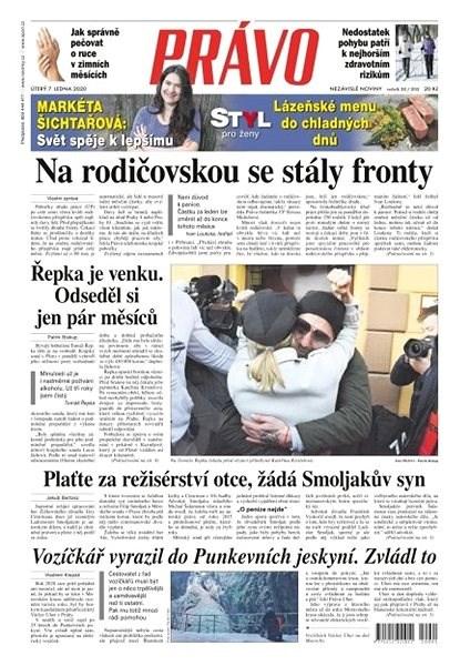 Právo - 07-01-2020 - Elektronické noviny