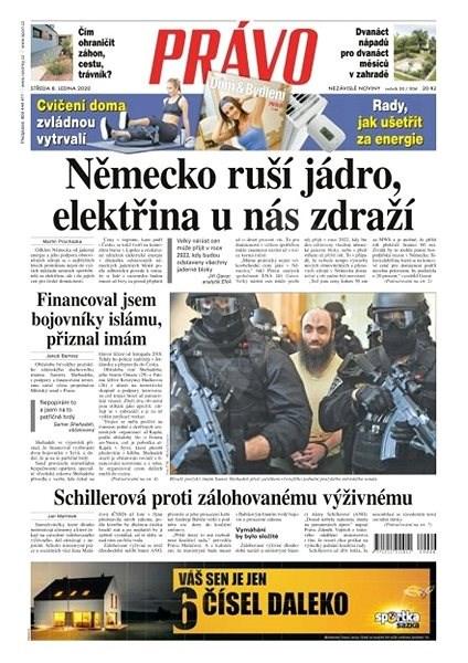 Právo - 08-01-2020 - Elektronické noviny