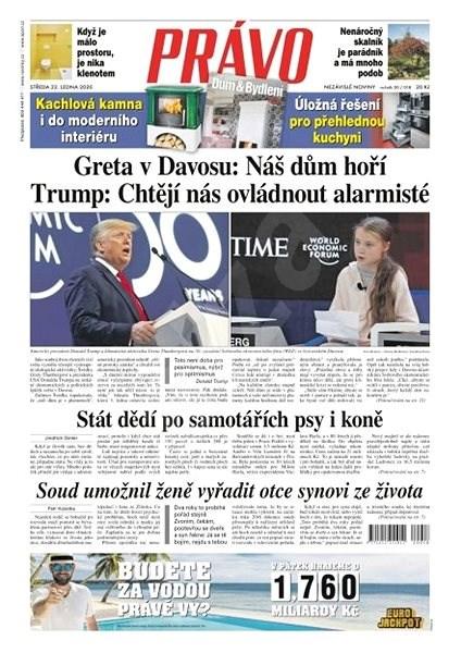 Právo - 22-01-2020 - Elektronické noviny
