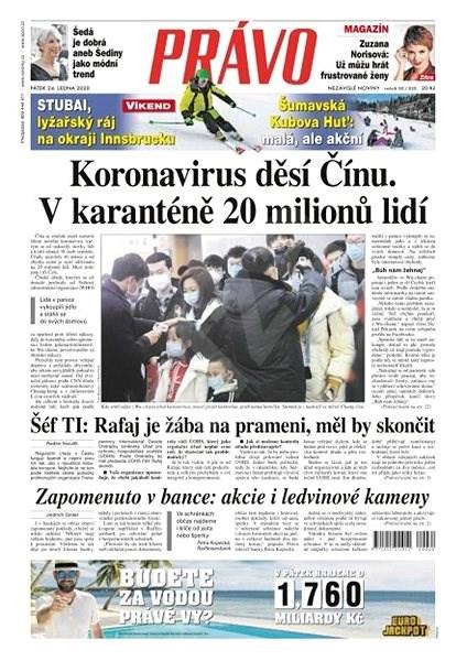 Právo - 24-01-2020 - Elektronické noviny