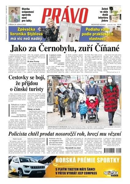 Právo - 29-01-2020 - Elektronické noviny