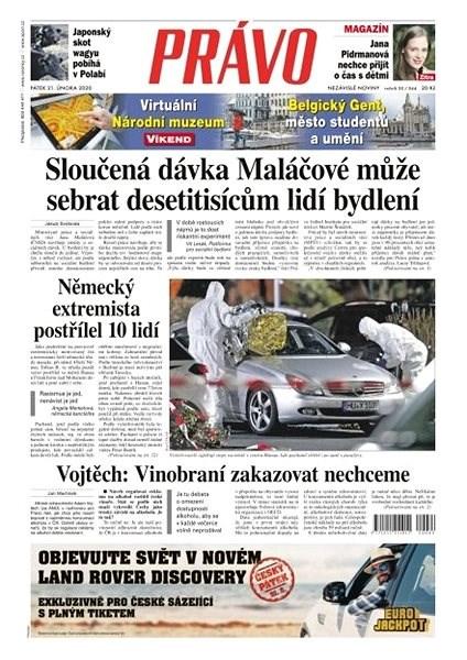 Právo - 21-02-2020 - Elektronické noviny