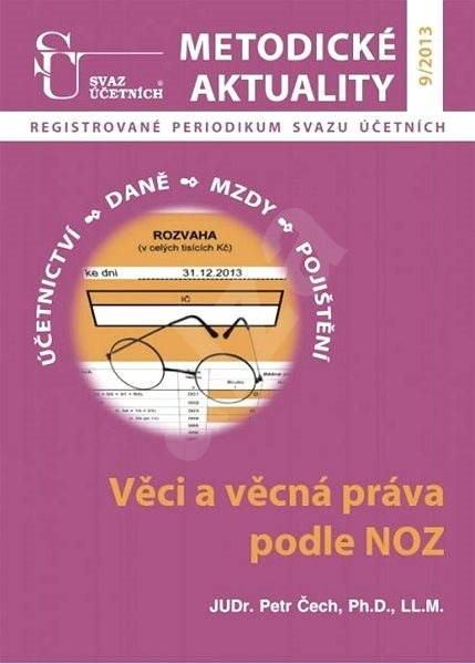 Metodické aktuality - 9/2013 - Elektronický časopis