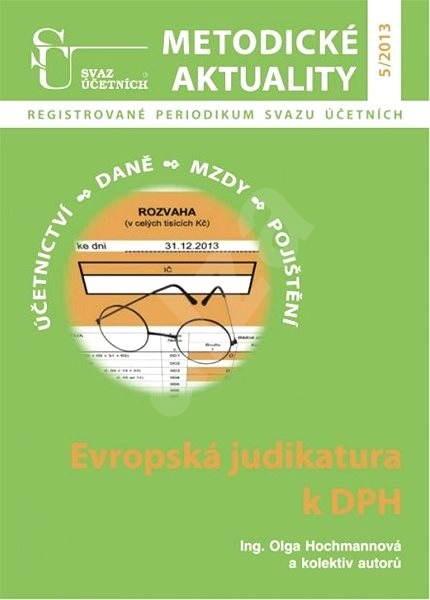 Metodické aktuality - 5/2013 - Elektronický časopis
