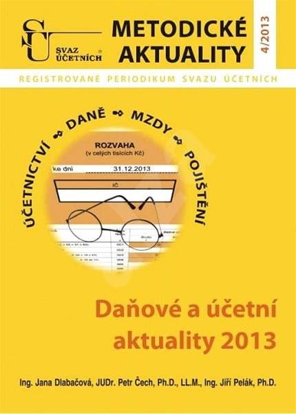 Metodické aktuality - 4/2013 - Elektronický časopis