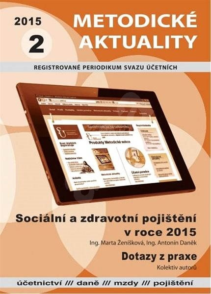 Metodické aktuality - 2/2015 - Elektronický časopis
