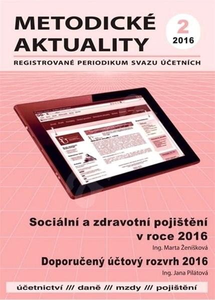 Metodické aktuality - 2/2016 - Elektronický časopis