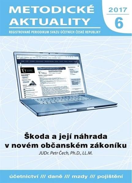 Metodické aktuality - 6/2017 - Elektronický časopis
