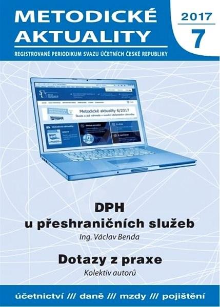 Metodické aktuality - 7/2017 - Elektronický časopis