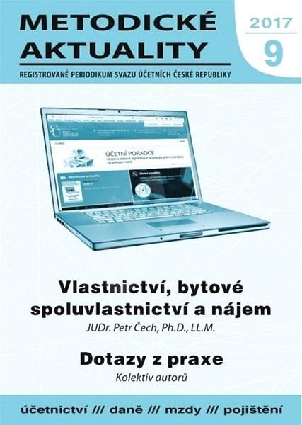 Metodické aktuality - 9/2017 - Elektronický časopis