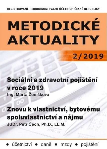 Metodické aktuality - 2/2019 - Elektronický časopis