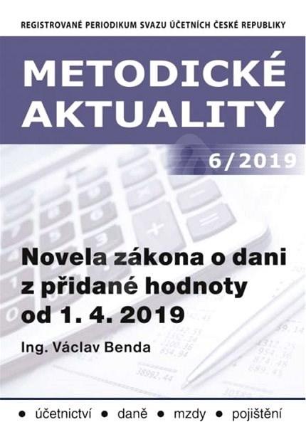 Metodické aktuality - 6/2019 - Elektronický časopis