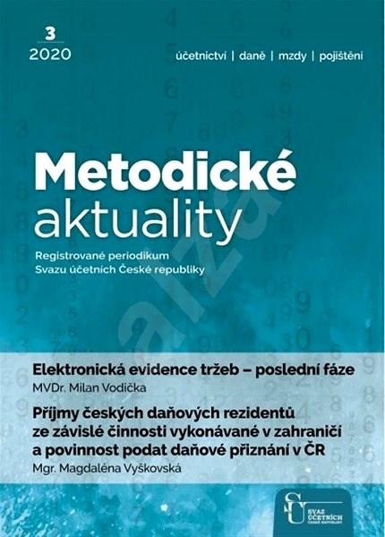 Metodické aktuality - 3/2020 - Elektronický časopis