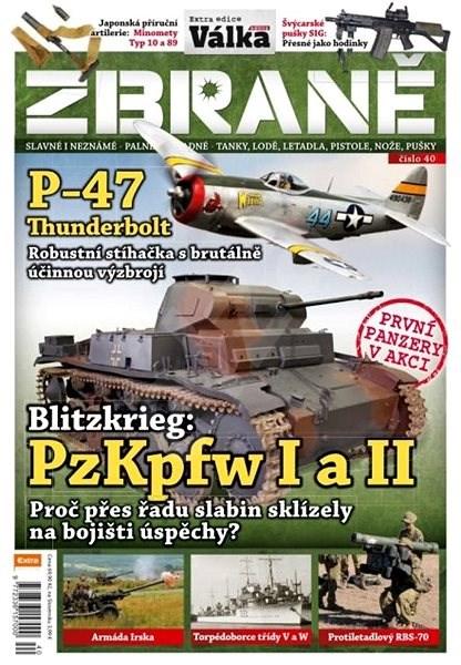 Zbraně - č. 40 - Elektronický časopis