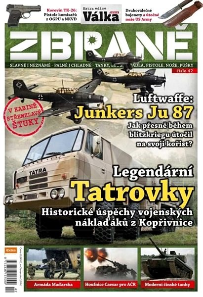Zbraně - č. 42 - Elektronický časopis