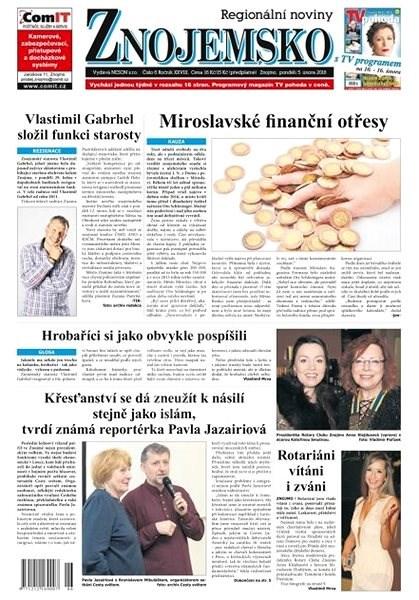Regionální noviny Znojemsko - 6/2018 - Elektronické noviny