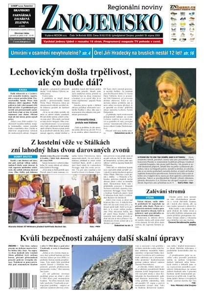 Regionální noviny Znojemsko - 34/2019 - Elektronické noviny