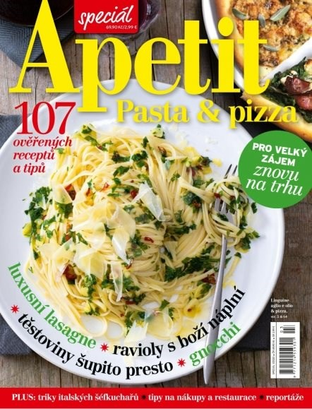 APETIT Special - 1/2020 - Elektronický časopis
