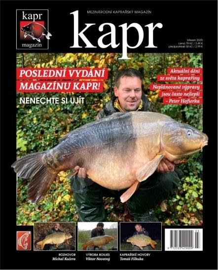 Magazín KAPR - 3/2020 - Elektronický časopis