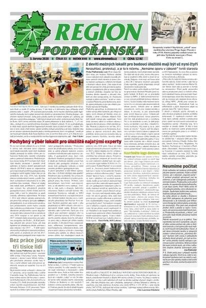 Region Podbořanska - 22/2020 - Elektronické noviny