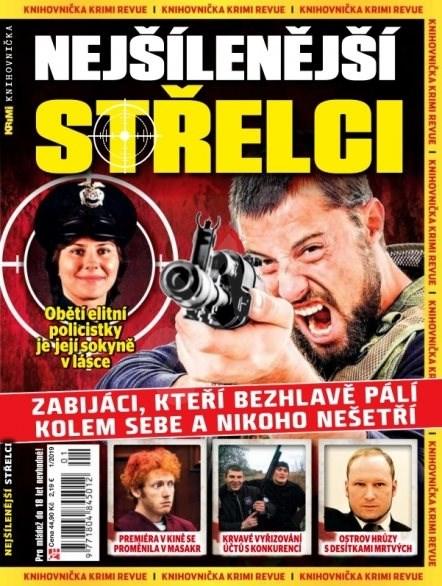 Knihovnička Krimi - 1/19 - Elektronický časopis