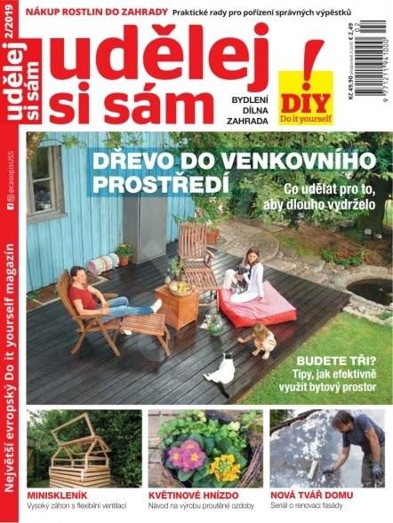 Udělej si sám - 2/2019 - Elektronický časopis