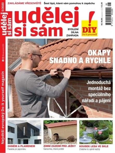 Udělej si sám - 5/2020 - Elektronický časopis