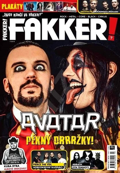 FAKKER! - 7/2016 - Elektronický časopis