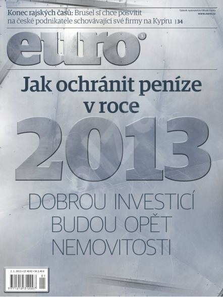 EURO - 01/2013 - Elektronický časopis