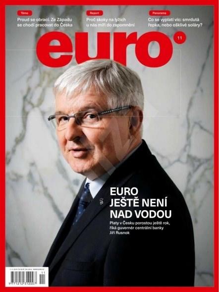 EURO - 11/2019 + Hipster - Elektronický časopis