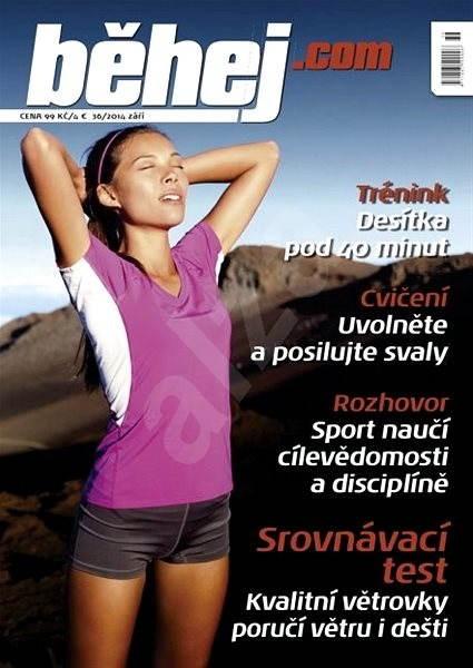 Běhej.com časopisy - 36 (srpen - září 2014) - Elektronický časopis